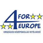4 for Europe – verseny az Európai Unióról
