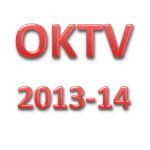 OKTV eredmények a 2013/14. tanévben