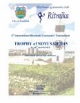 Novi Sad Trophy Cup 2015