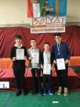 A Bolyai csapatverseny összefoglaló eredményei