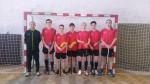 Megye győztes a TIG Floorball csapata
