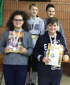Sakk csapat Diakolimpia 2018.02.03_