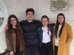 Nemzeti Színház országos színháztörténeti vetélkedő – 2. helyezés