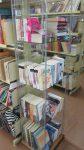 Ajándék angol és német nyelvű könyvek a könyvtárban