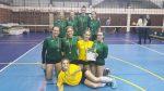A lány röplabda csapat is az országos elődöntőben!