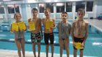 Törökös sikerek a városi úszó diákolimpia versenyen!