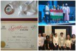 YOKOTA ADAN  sikere a 15. Nemzetközi Junior Természettudományi Olimpián